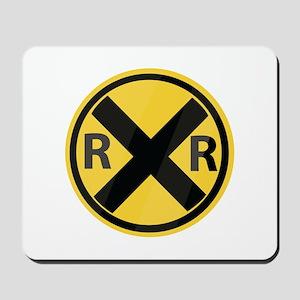RR Crossing Mousepad