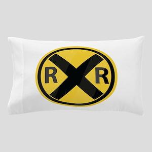 RR Crossing Pillow Case