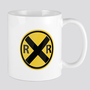 RR Crossing Mugs
