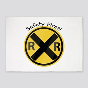 Safety First 5'x7'Area Rug