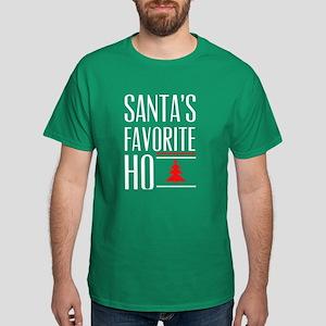 Santa's Favorite T-Shirt