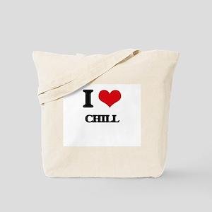 I love Chill Tote Bag
