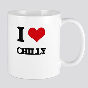 I love Chilly Mugs