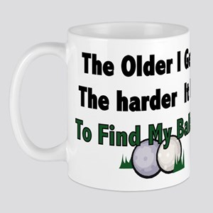 Resden Golf Ball Mug