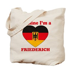 Friederich, Valentine's Day Tote Bag