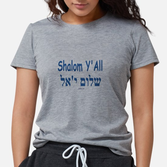 Shalom Y'All English Hebrew T-Shirt
