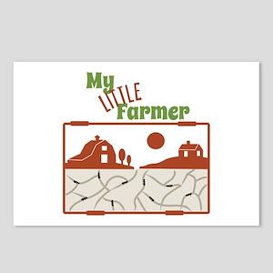 My Little Farm Postcards - CafePress
