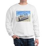 Surreal Monitors Infinite Loop Sweatshirt