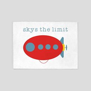 Skys The Limit 5'x7'Area Rug