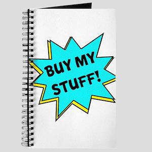 Buy My Stuff! Journal