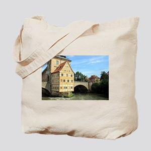 Old Town Hall, Bamberg, Germany, Europe Tote Bag