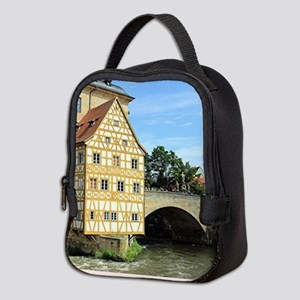 Old Town Hall, Bamberg, Germany Neoprene Lunch Bag