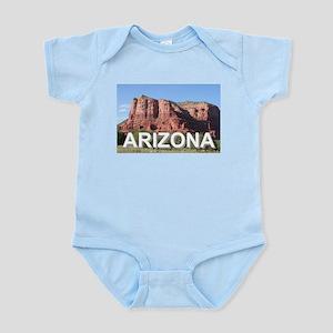 Arizona: rocks near Sedona, USA Body Suit