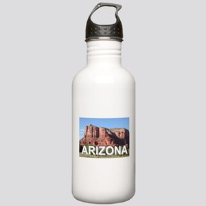 Arizona: rocks near Se Stainless Water Bottle 1.0L