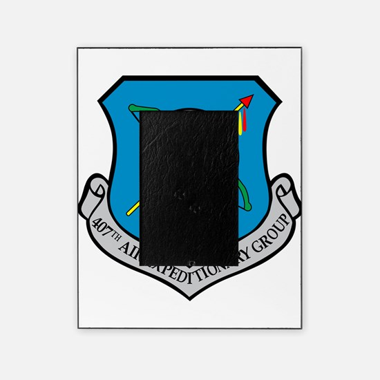 407th Air Expeditionary Group.png Picture Frame