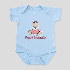 Mass Destruction Infant Bodysuit