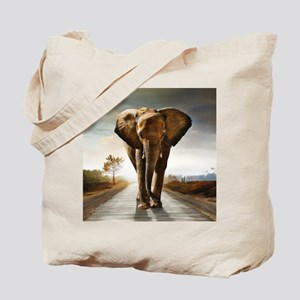 The Elephant Tote Bag
