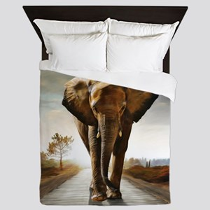 The Elephant Queen Duvet
