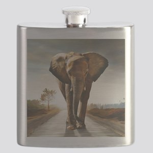 The Elephant Flask