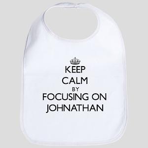 Keep Calm by focusing on on Johnathan Bib