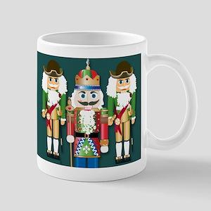 Christmas Nutcracker Mug Mugs