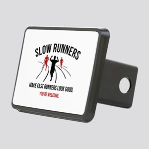 Slow Runners Rectangular Hitch Cover