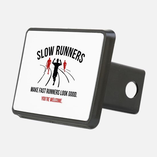 Slow Runners Hitch Cover