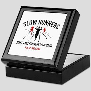 Slow Runners Keepsake Box