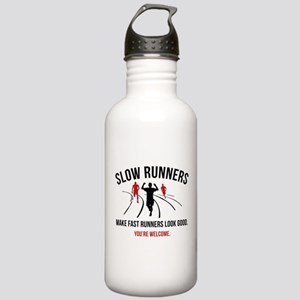 Slow Runners Stainless Water Bottle 1.0L