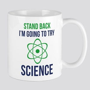 I'm Going To Try Science Mug