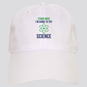 I'm Going To Try Science Cap