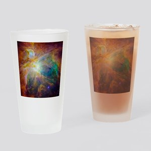 Chaos In Orion Drinking Glass