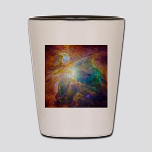 Chaos In Orion Shot Glass