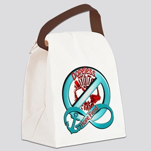 Dopeless Canvas Lunch Bag