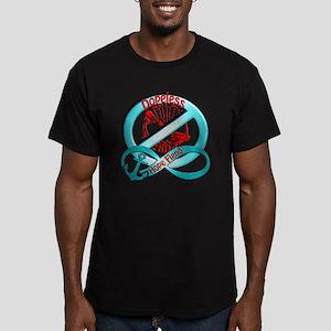 Dopeless Men's Fitted T-Shirt (dark)