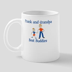 Frank & Grandpa - Best Buddie Mug