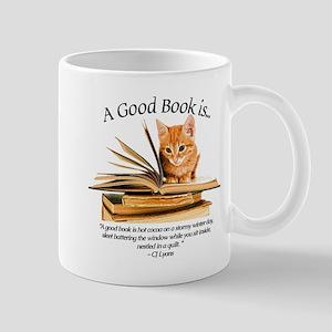 A good book is... Mugs