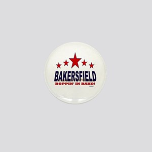 Bakersfield Boppin' In Bako Mini Button