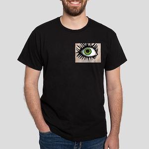 Green View Dark T-Shirt