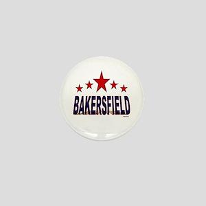 Bakersfield Mini Button