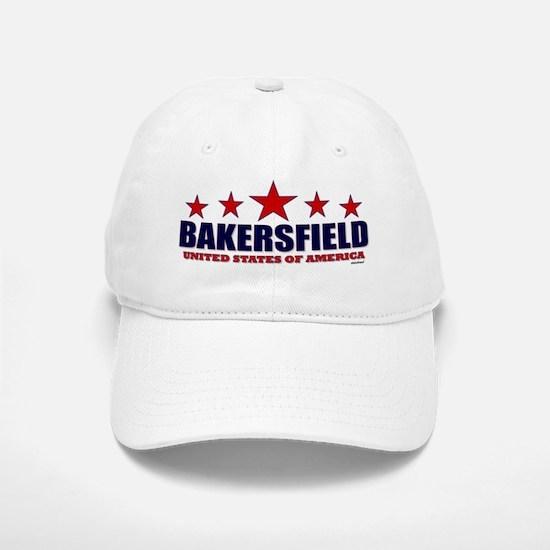 Bakersfield U.S.A. Baseball Baseball Cap