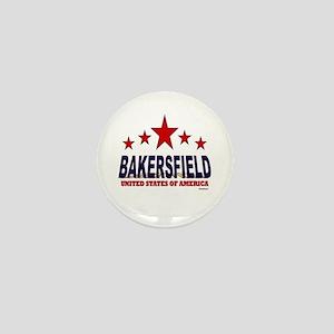 Bakersfield U.S.A. Mini Button