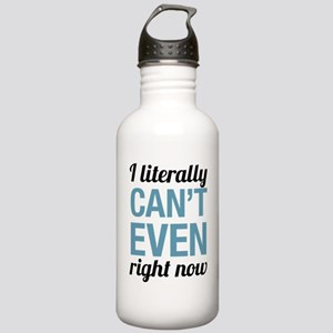 Cant Even Stainless Water Bottle 1.0L