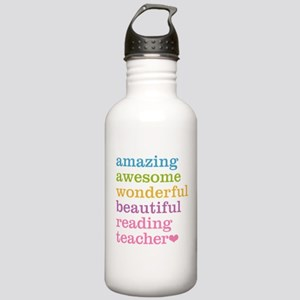 Reading Teacher Stainless Water Bottle 1.0L