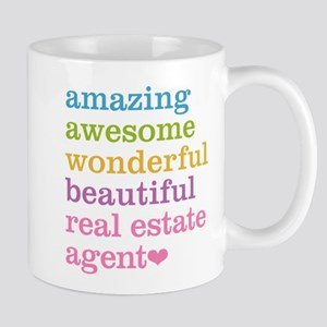 Real Estate Agent Mugs