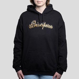 PRINCIPESSA - Women's Hooded Sweatshirt
