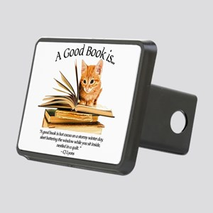 A good book is... Hitch Cover