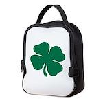 Lucky Neoprene Lunch Bag