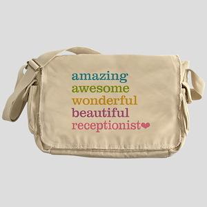 Receptionist Messenger Bag