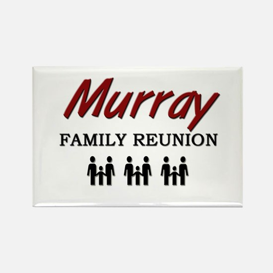 Murray Family Reunion Rectangle Magnet